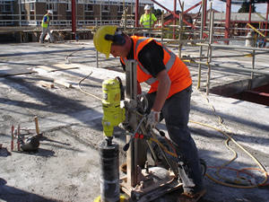 Health Amp Safety Concrete Drilling Eps Drilling
